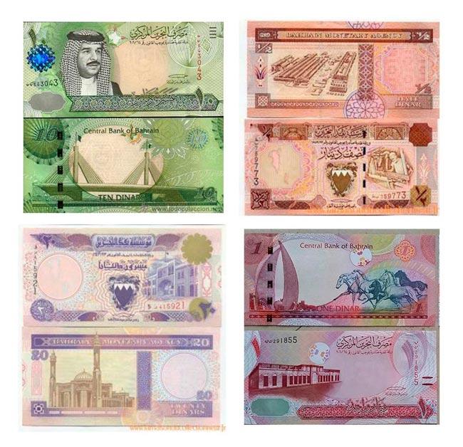 Bahraini Dinar Global Exchange